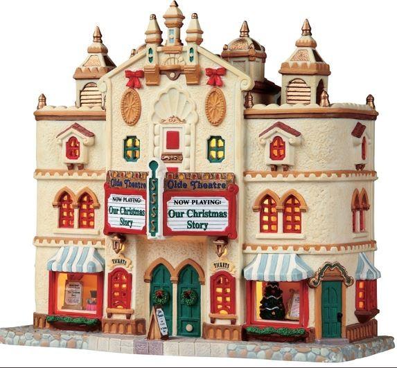 Новогодний домик «Старый театр»