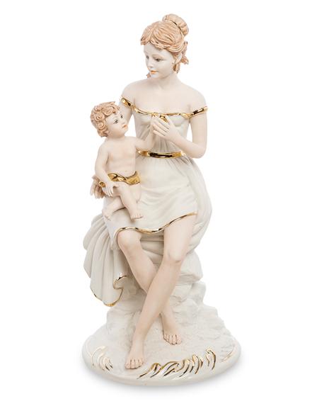 Фарфоровая статуэтка «Материнство» S.V. SABADIN