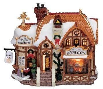 Новогодний домик «Пекарня»