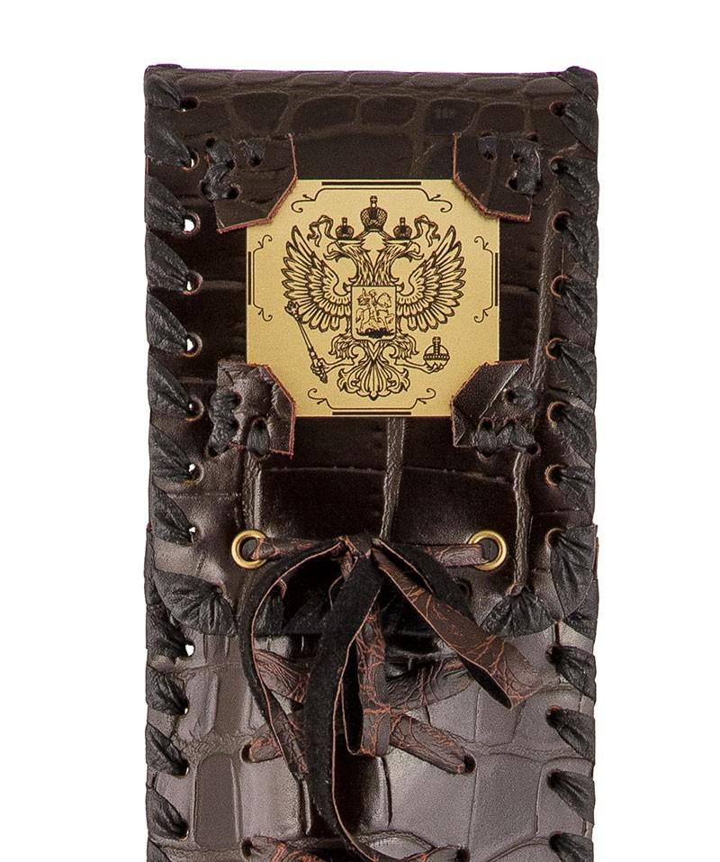 Рожок для обуви «Герб России» в колчане